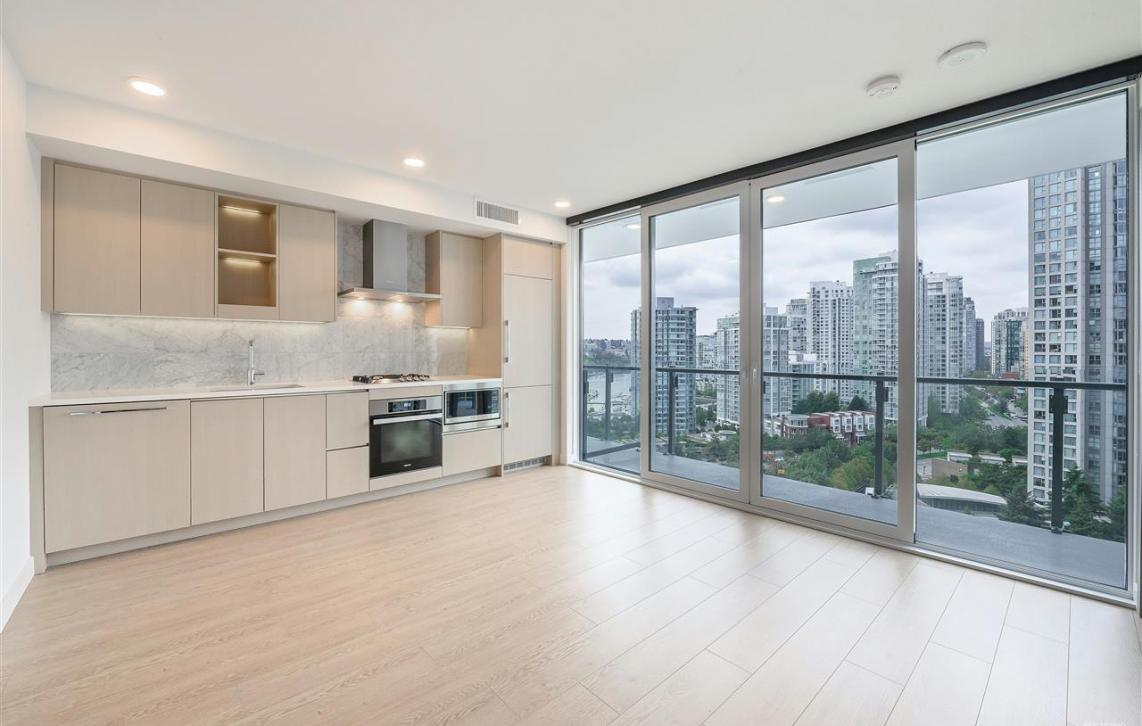 1604 - 89 Nelson Street, Yaletown, Vancouver West