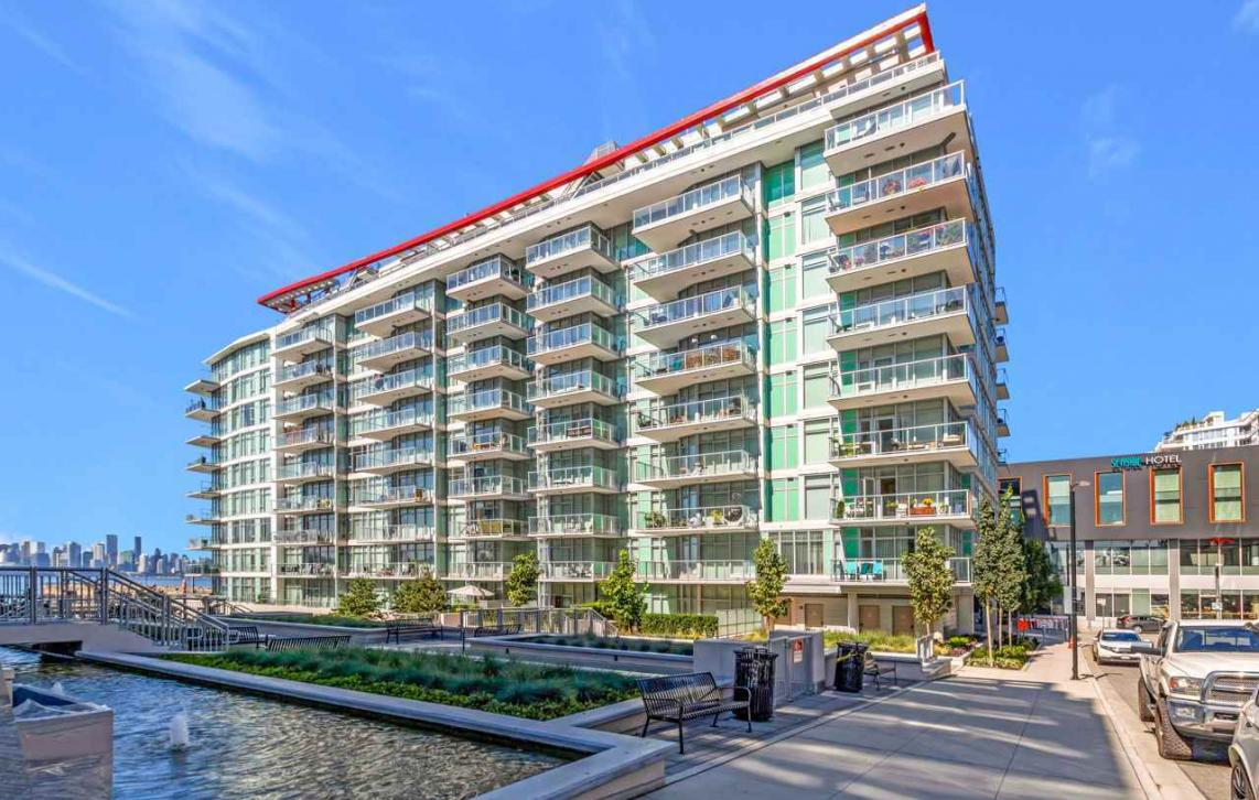 506 - 175 Victory Ship Way, Lower Lonsdale, North Vancouver
