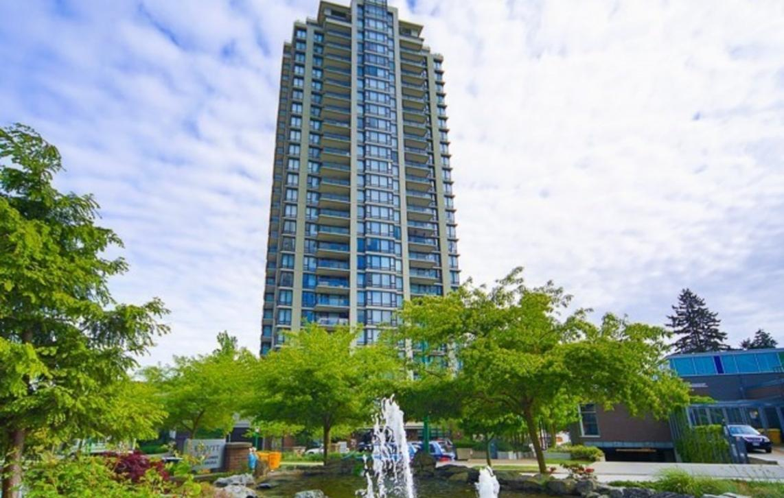 1801 - 7328 Arcola Street, Highgate, Burnaby South